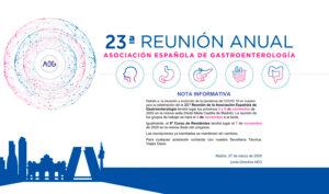 23 Reunión Anual de la AEG @ Hotel Melia Castilla | Madrid | Comunidad de Madrid | España