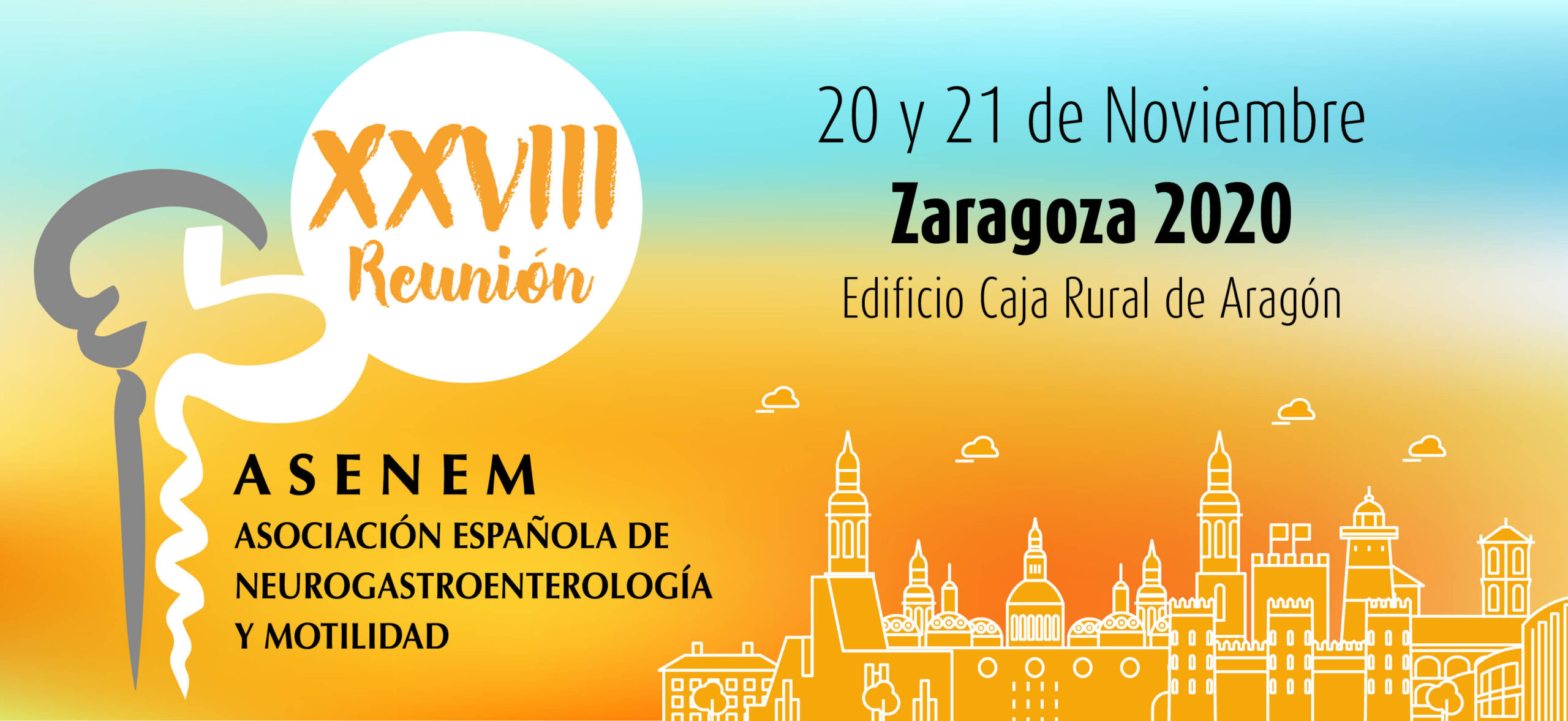 XXVIII Reunión Anual de ASENEM @ Edificio Bantierra Zaragoza | Zaragoza | Aragón | España