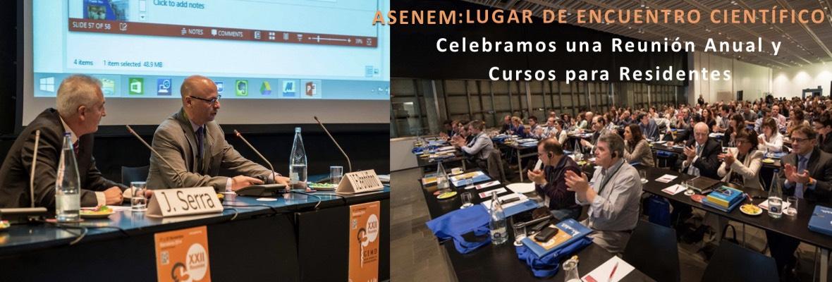Reunión Anual de la ASENEM