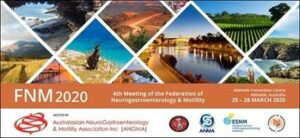FNM 2021 4th Meeting of the Federation of Neurogastroenterology and Motility @ Adelaide Convention Centre