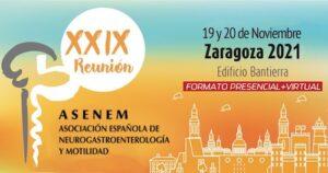 XXIX Reunión Anual #ASENEM2021 @ Edificio Bantierra, Zaragoza | Zaragoza | Aragón | España