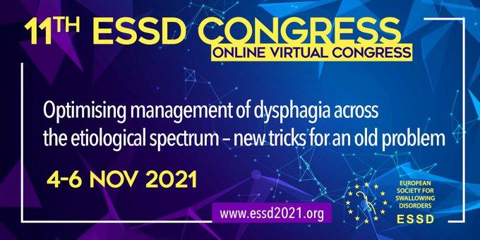 11th ESSD. Online Virtual Congress.